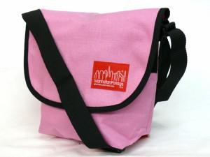 Manhattan Portage マンハッタンポーテージ メッセンジャーバッグ ピンク 1604 送料無料