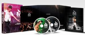 (割引)韓国音楽 M(神話のイ・ミヌ) Live 2008 'EXPLORE M' DVD