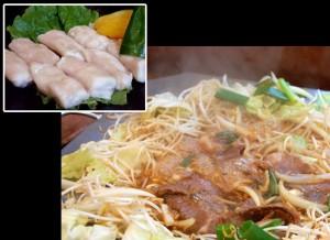 黒毛和牛丸腸「辛口」たき鍋セット2〜3人前用800g