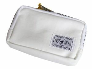 ポーター 吉田カバン FREE STYLE フリースタイル コインケース ホワイト 707-07178