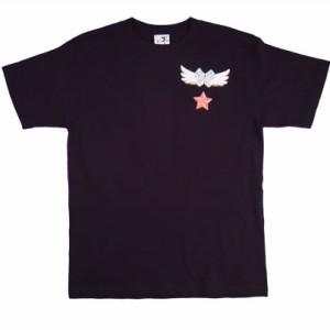 和柄むかしむかしTシャツ 七福神ロッダー