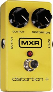 MXR M-104 ギター用エフェクター DISTORTION+ 【送料無料】