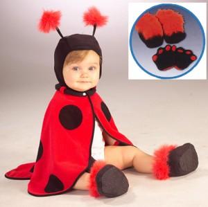 子供用コスチューム!Lil' Ladybug!11570