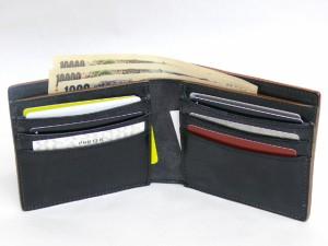 ポーター 吉田カバン CASINO カジノ イギリス製ブライドルレザー使用 ウォレット ブラック 214-04621 送料無料