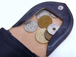 ポーター 吉田カバン CASINO カジノ イギリス製ブライドルレザー使用 コインケース ブラック 214-04624 送料無料