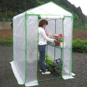 グリーンジャンボ(#7800)【組立式簡易温室】