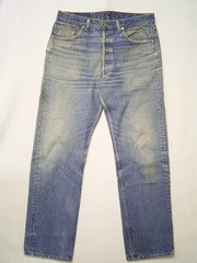 USED Levi's 501 レギュラー W34L31.5 MADE IN USA [リーバイス 00501]