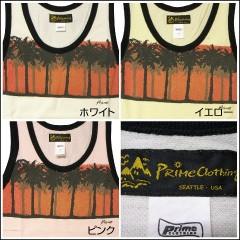 プライムクロッシング タンクトップ (PRIME CLOTHING COCONUT PALM)