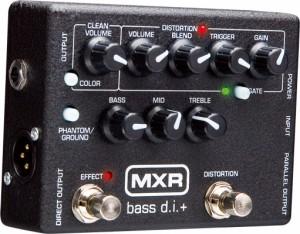 MXR M-80 ベース用エフェクター Bass D.I. + 【送料無料】
