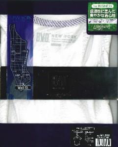 BVD NEW YORK クルーネックTシャツ M〜L