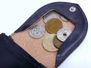 ポーター 吉田カバン CASINO カジノ イギリス製ブライドルレザー使用 コインケース ブラウン 214-04624 送料無料