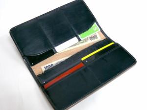 ポーター 吉田カバン CASINO カジノ イギリス製ブライドルレザー使用 ロングウォレット ブラック 214-04642 送料無料