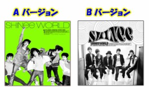 韓国音楽 SHINee(シャイニー) - 1集「The SHINee World」 (バージョン2種の中1種選択)