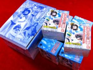 ■遠州屋■ 涼宮ハルヒの憂鬱 ビーチサイドコレクション 8個入 BOX販売 (市)★