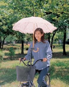 サイクル傘スタンド 木かげ