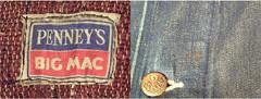 BIG MAC PENNYS カバーオールsize XL