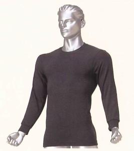 BVD【吸湿発熱・ストレッチ】半袖TシャツM/LL