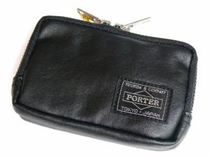ポーター 吉田カバン FREE STYLE フリースタイル コインケース ブラック 707-07178