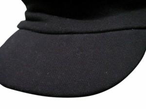 スウェットエンジニアキャップ/ブラック 【その他帽子】【オクトパスアーミー】K70253-09