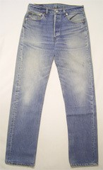 USED Levi's 501 レギュラー W34L34 MADE IN USA [リーバイス 00501]