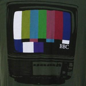 [メール便]deuse限定 メンズコラボTシャツ 「TV」 ANDE-001 vani0007