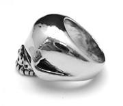エヴィルスカルモデルリング/指輪