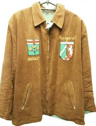 VINTAGE スカジャン 50S GERMANY size L