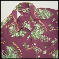 ハワイアンシャツ size L