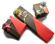【日本製】11月誕生石ブルートパーズと天然石ダイヤモンド豪華な2連リング シルバーネックレス【送料無料】【誕生日・プレゼントに最適】