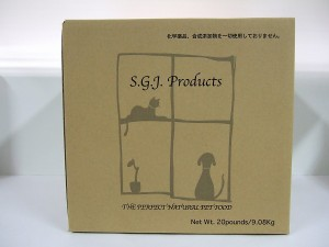送料無料【SGJプロダクツ】セミ・ベジタリアンドッグ 22.70kg