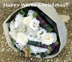 Snow White【クリスマス ブーケ】