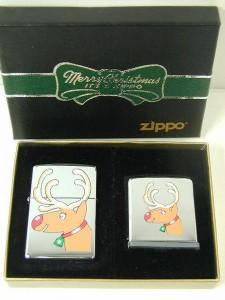 ジッポーZippo クリスマストナカイ#250メジャー2個S