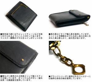 ポーター 吉田カバン GRUNGE グランジ イタリアンレザーウォレット ブラック 071-04971 送料無料