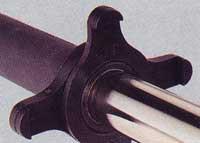 ユイル C-1 アルミ&スチール警棒 ダブルガード