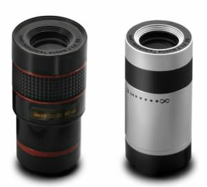 携帯電話用望遠レンズキット GH-ML8