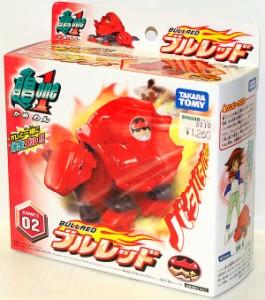 激走!亀1グランプリ 亀1(かめわん) 02 ブルレッド