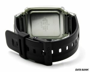 カシオ 腕時計 カリキュレーター スタンダード CA-56-1UW 銀×黒