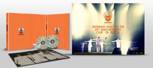 (再発売)韓国音楽 神話-10周年記念コンサート ライブ DVD(2DISC+オールカラーコンサート写真集100P)(再発売日:2015.01.09以後)