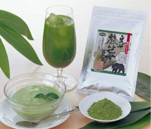 えぞ熊笹茶パウダー30g 送料無料/ダイエット/クマササ/クマザサ/青汁/クロロフィル/ビタミン/アミノ酸/多糖体/北海道産