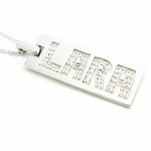送料無料胸元に強烈なインパクト*シルバー925 エボリューションネックレス[WHITE Label]p3891