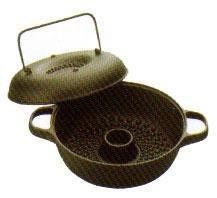 送料無料【及源 みよちゃんちの芋焼鍋(CA-36)】焼芋、焼芋鍋、焼芋 鍋、焼芋 鉄鍋、鉄鍋 芋、鉄鍋 野菜