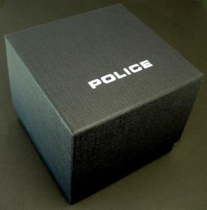 【POLICE/ポリスアクセ】スカル5ポイント レザーブレスレット【送料無料】PJ.22428BLS01