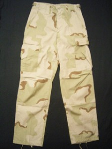USED ARMY PANTS 6ポケット W27L30