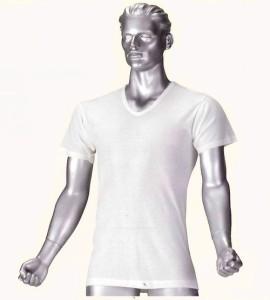 BVD NEW YORK 【KIOX】 VネックTシャツ M〜L