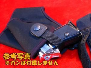■遠州屋■ アンクレットホルスター 小型拳銃用(No.122) コスプレにおすすめ (市/R)♪