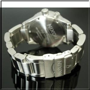 【NIXON/ニクソン】THE 42-20 メンズ BLACK A035000 ダイバーズ【送料無料】【2008年WINTER新作】