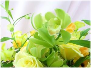 1月誕生花★宝石箱アレンジ4,000円【送料無料】ネット特価!!