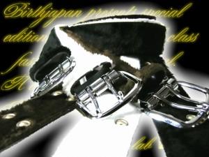 【価格保証】激安!お兄系ファーベルト22■/お兄系/アメカジ/梅しゃん/メンエグ/メンナク/ギャルオ