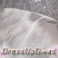 視線外せない黒と銀の輝き☆ロングドレス・ラメ・サテン【DRE8L20】