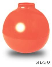 ペーパーPOTオレンジ(ティシュペーパー、ロールペーパー両方使用可)<ギフト>